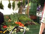Gemüsestand klein