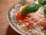 Super lecker Spaghetti Napoli