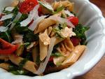 Lecker Nudelsalat mediterran - die Zweite