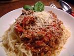 Lecker Pasta: Spaghetti alla Bolognese