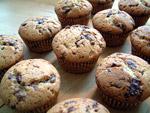 Lecker kleine Muffins für Kaffee oder Kakao