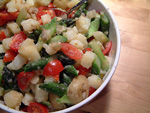 Grüner-Spargel-Kartoffelsalat