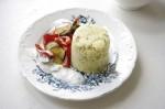 Couscous mit gebratenem Gemüse und Joghurtdressing