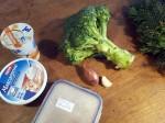 Zutaten Rezept Brokkolicremesuppe